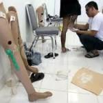 kaki palsu gratis