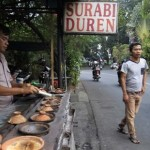 Serabi duren Bogor