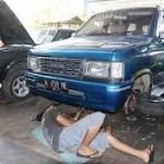 Bengkel mobil bekas di Sidoarjo