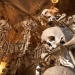 3-Ossuary Sedlec (Gereja tulang-Ceko