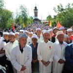Lebaran di Xinhua-1