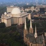 Masjid_dan_Gereja Katedral