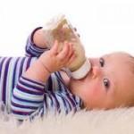 balita minum susu