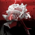mawar putih berdarah