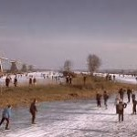 4-Kincir angin di desa  Kinderdijk