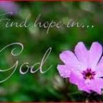 Mengandalkan Tuhan