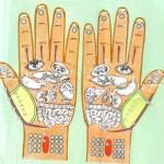 Titik accupress tangan