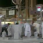 Wudu di Makkah