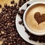 minum kopi lucu