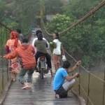 Jembatan gantung Tabang
