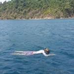 snorkling Bawean