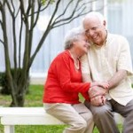 Kakek nenek sehat