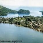 keindahan pulau banda