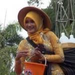 Citra penjual jamu gendong cantik asal Purworejo
