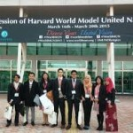 Indonesia Raih Best Diplomacy Award di Harvard World Model UN-2015