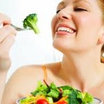 makan brokoli