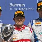 Rio Haryanto Juara di Bahrain