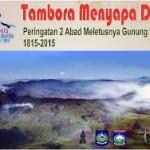 gunung tambora 2015