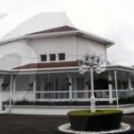 rumah dinas asri