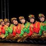 20 Pelajar memukau Turki dengan menampilkan tarian khas Aceh