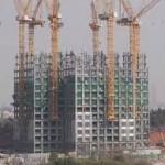 China 15 Hari bangun gedung 57 lantai
