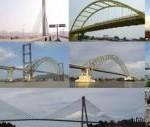 Jembatan di Kalimantan