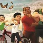 Serial-serial Animasi asli produksi Indonesia