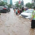 banjir jakarta 2015