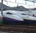 kereta shinkansen jepang