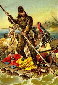 Kapten kapal bernama Robinson Crusoe