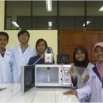 Mahasiswa UB ubah bulu ayam jadi bioplastik