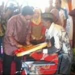 Ramadhan warga Sidoarjo dapat rumah gratis
