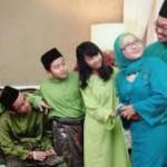 Berlebaran di Malaysia