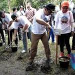 Biopori- Gerakan sejuta biopori di Bandung
