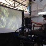 Simulator militer dibuat di Bandung