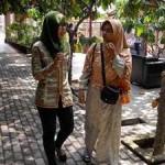 bersama+guide kampung Cokelat