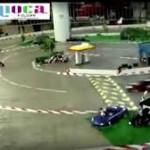lomba balap mobil mainan