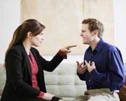 suami istri bertengkar