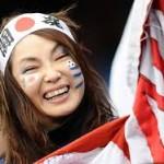 supporter bola Jepang