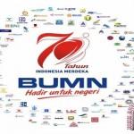 70 tahun Logo BUMN
