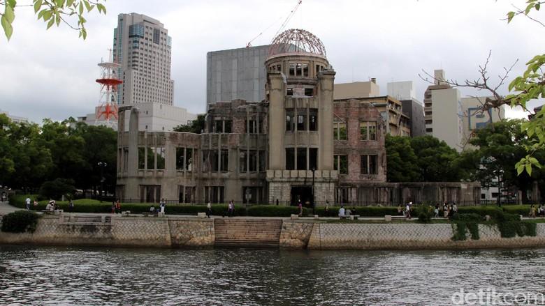 70 tahun tragedi Bom Atom Hiroshima