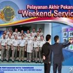 BPN weekend service