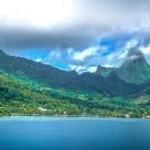 Moorea Polinesia Perancis