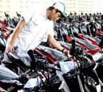 Motor Honda kuasai pangsa pasar di Jabar