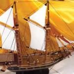 perahu layar unik