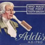 Addis penemu sikat gigi