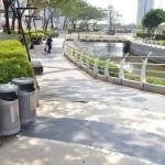 Sungai di jantung Jakarta yang bersih-2