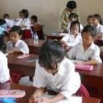 murid di sekolah