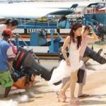 wisatawan kunjungi Pulau Penyu Bali