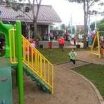 PT Gajah Tunggal resmikan Ruang Publik ramah Anak